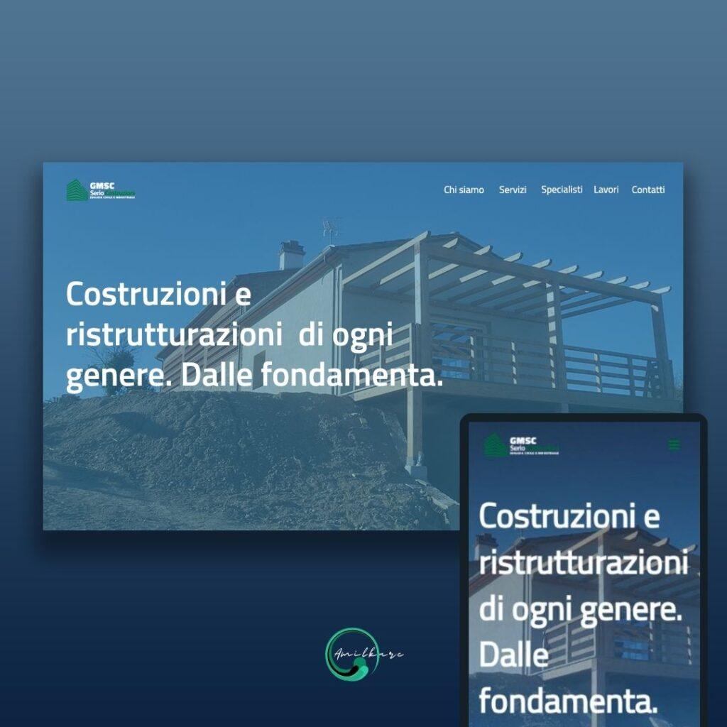 sito vetrina GMSC serio costruzioni